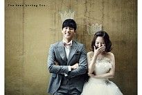 album ảnh cưới loving you