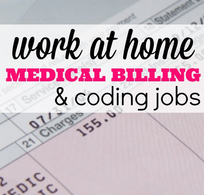 At-Home Medical Billing Businesses. If you're looking for a home-based business that can help you pull in $20,000 to $45,000 a year using your computer, a work-at-home opportunity doing medical billing may sound like the perfect choice. But before you part with your money, consider this: The Federal Trade Commission (FTC) has brought charges against promoters of medical billing opportunities for misrepresenting the earnings potential of their businesses.....