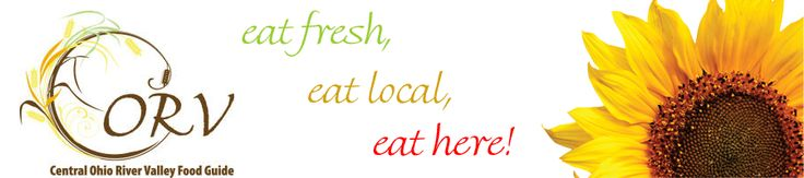 CORV local food guide lists local eating resources near Cincinnati