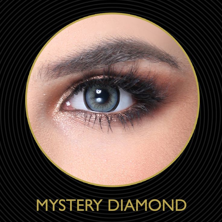 Mystery Diamond Contact Lense Cosmetic contact lenses