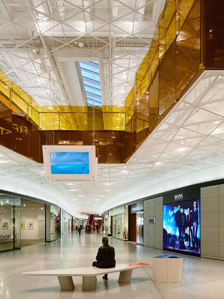 /Emporia köpcentrum/Emporia shopping center- Lighting design by Black Ljusdesign/ Black Lighting Design - Lighting Design - Architecture - Lighting - Public spaces - Mall - Interior -