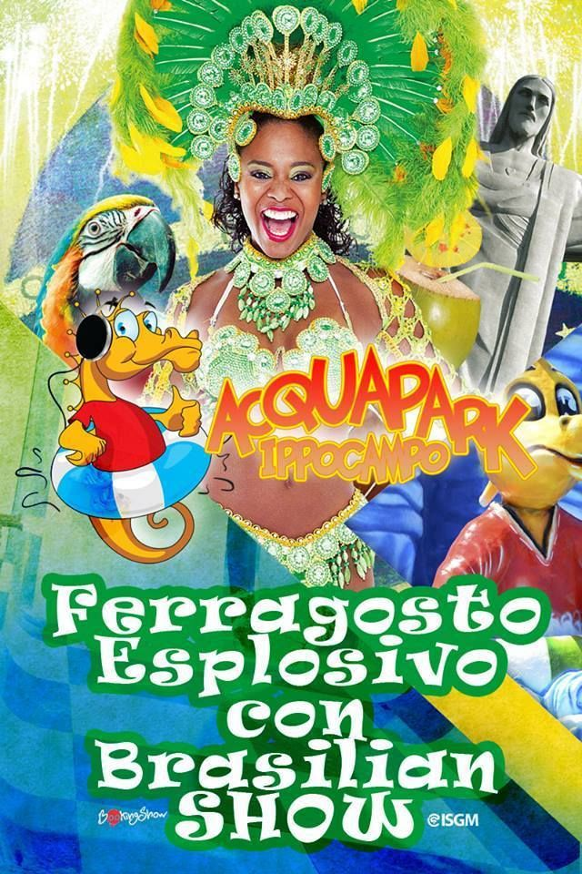 """Parte il countdown per il Ferragosto più divertente, colorato ed esplosivo dell'Estate!! :D  Imperdibili attrazioni mozzafiato ed adrenalinici acquascivoli per un Ferragosto da """"SHOCK""""! Oltre a tanta musica, acqua gym e balli a ritmo di samba…. Grazie allo spettacolare """"BRAZILIAN SHOW""""! ;)  La tua giornata scivolerà… nel 100% di puro divertimento!  Voi siete pronti? Noi Sì!!! ;)   Scopri di più su www.ippocampo.it o contattaci al numero 0884 571397"""