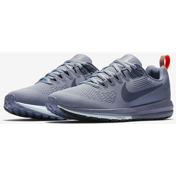 Nike Air Zoom Structure 21 Shield Women S Running Shoe Nike Com Gb 375 Brl Liked On Polyvore Featuring Air Max Sneakers Womens Running Shoes Nike Air Zoom