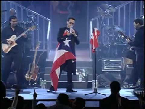 Marc Anthony   - Preciosa - Today we celebrate Puerto Rico in New York!!