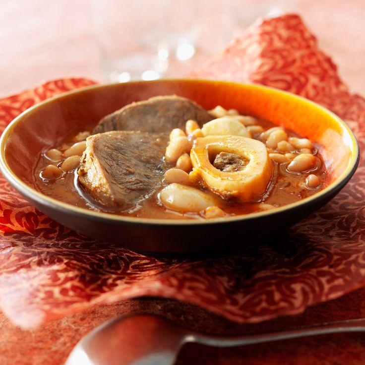 Découvrez la recette Loubia marocaine sur cuisineactuelle.fr.