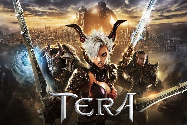 100 Super Games: Tera Online