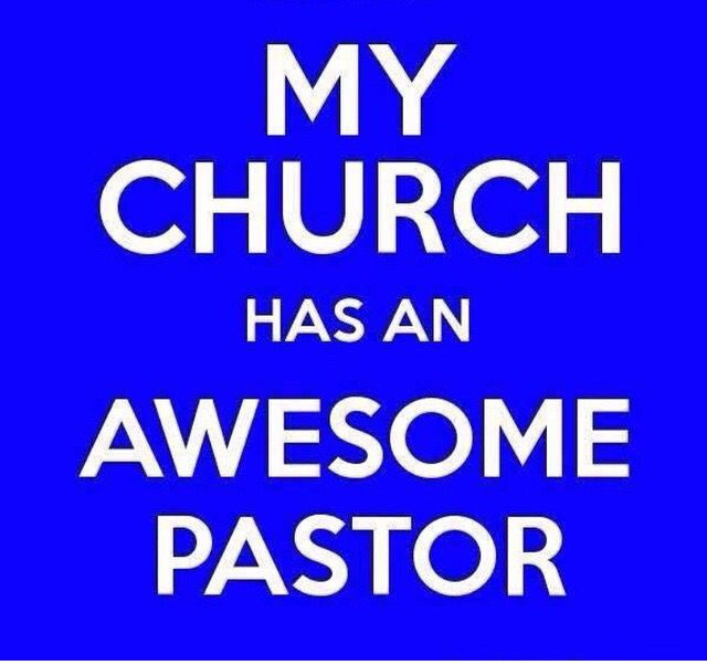 Yes We Do!' I'm Proud Of Who My Pastor Is...I Thank God For Him!!