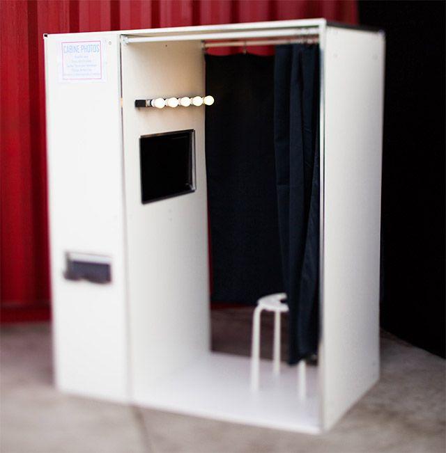 plus de 25 id es uniques dans la cat gorie photomaton sur pinterest. Black Bedroom Furniture Sets. Home Design Ideas