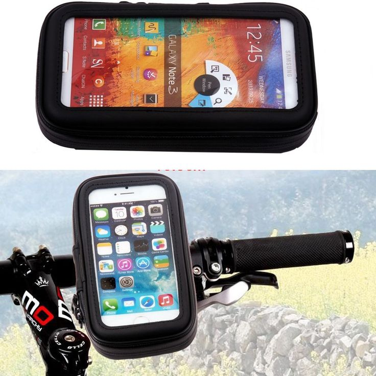 WaterProof Bike Bicycle Handlebar Mount Holder Cradle Case For iPhone 6 6 Plus Bag for Samsung Galaxy S6 S3 S4 S5 S6Edge Note3 4 iPhone Web Shop |
