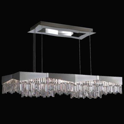 Riviera Linear Suspension by Schonbek Lighting