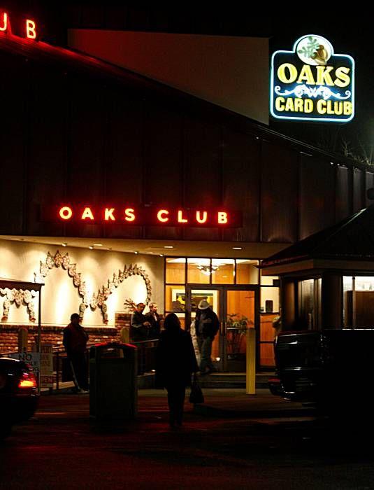 "The gaming director at an Emeryville casino that was raided by law enforcement officials has been charged in federal court with structuring monetary transactions to avoid detection, court records show.  Nguyen is under investigation in connection with a ""criminal organization involved in drug trafficking and extortionate lending"" at the Oaks Card Club and Artichoke Joe's, a casino in San Bruno, Internal Revenue Service Special Agent Bryan Wong wrote in an affidavit."