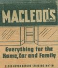 Macleod's Limited Everythng for the Home, Car and ... | saskhistoryonline.ca