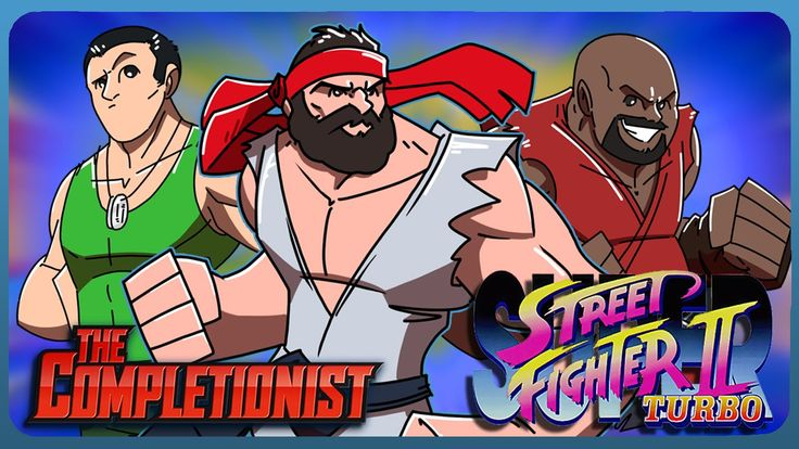 The Completionist- Super Street Fighter 2 Turbo: Classically Competitive