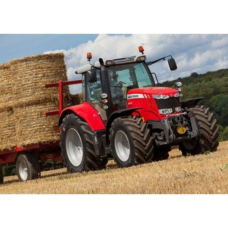 Tracteur Massey Ferguson MF 6600