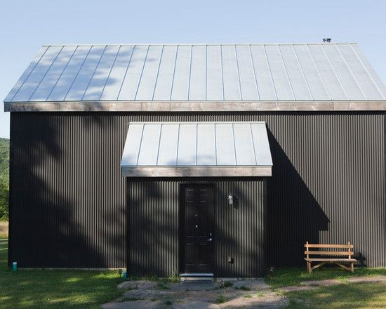 Corrugated Steel Siding Design Pictures Remodel Decor