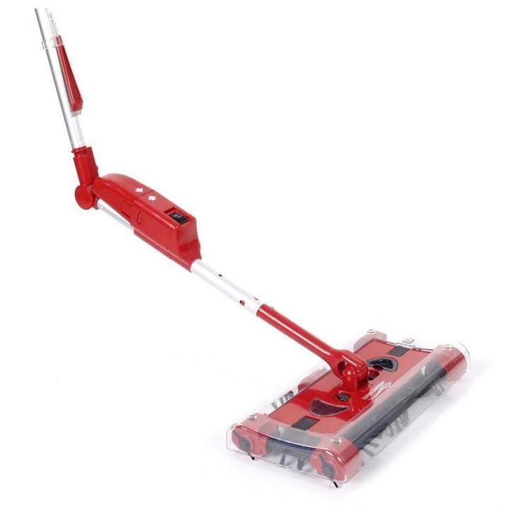 Barredora Electrica Recargable Swivel Sweeper - $ 107.900