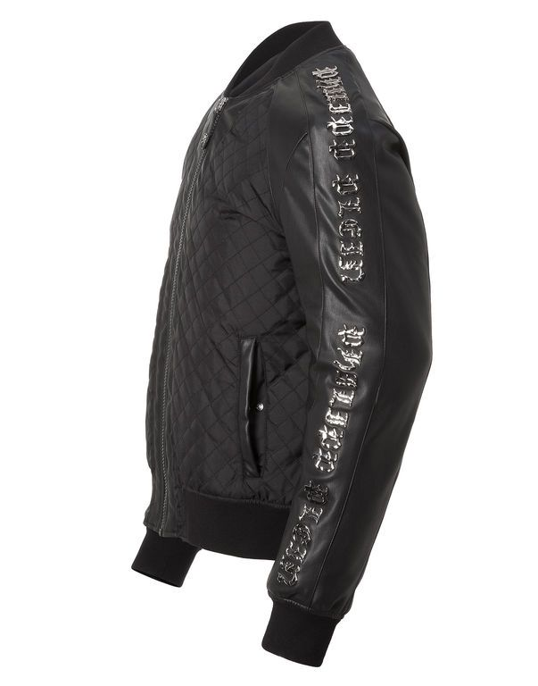 """Bomber """"My view"""" 