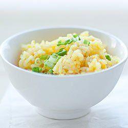 Ryż smażony z jajkiem