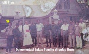 Jejak Sumbangsih Tapol di Pulau Buru Lukas Tumiko: Kita menyadari, di depan penguasa, kita itu tahanan. Tetapi kita harus berbuat terhadap bangsa kita sendiri.