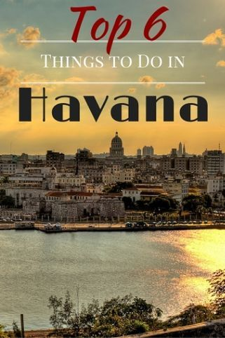 The best hidden gems, neighborhoods, and things to do in Havana, Cuba for a local experience.
