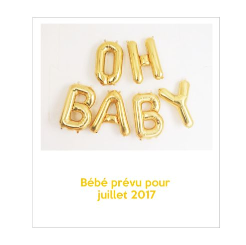 Carte a gratter OH BABY