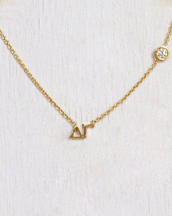 Delta Gamma Necklace