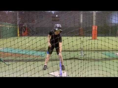 Baseball Hitting Drills for Kids Who Step Out
