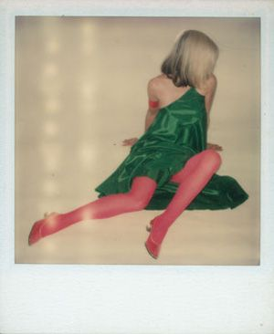 Debbie HarryFashion, Style, Debbie Harry, Blondies, Deborah Harry, Kelly Wearstler, Stephen Sprouse, Une Image, Green Dresses