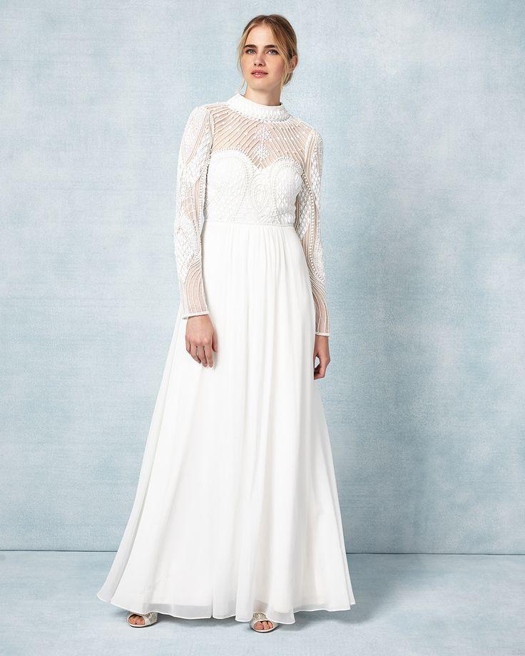 Beautiful Bridesmaid Dress High Street Ensign - Wedding Dresses and ...