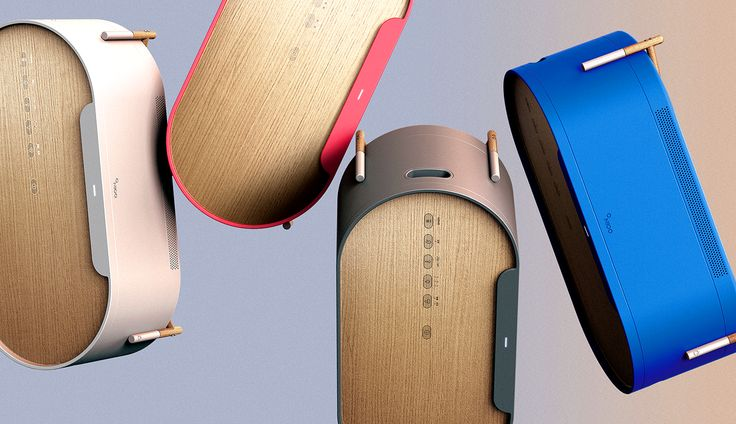 OOINO Mini Refrigerator on Behance