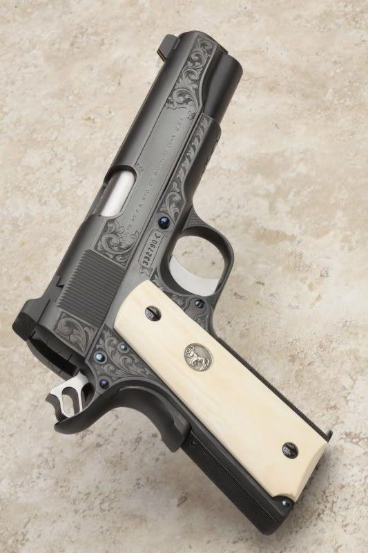 FT: Heirloom Precision built Colt 1911/Detective Special *2008 LTW Centerpiece* Yost, JR French - AR15.Com Archive