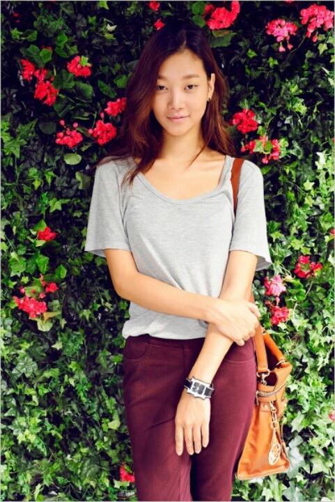 Yeonhee Yeo. 여연희. Professional Model in Korea