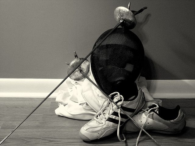Fencing Still Life | by CT Patterson