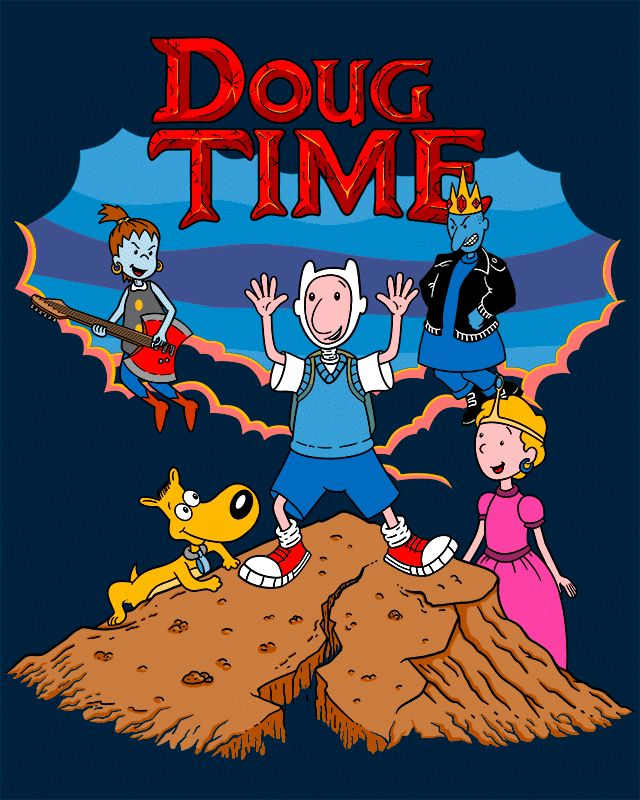 It's a Doug Time!!! Tees available soon!!