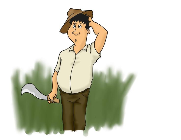 Ilustración para cuento infantil