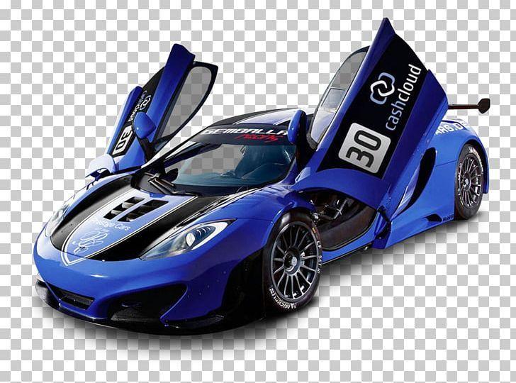 Mclaren F1 Gtr Car Gt4 European Series Gemballa Png Automotive Design Automotive Exterior Car Electric Blue Material Gtr Car Png Blue Car