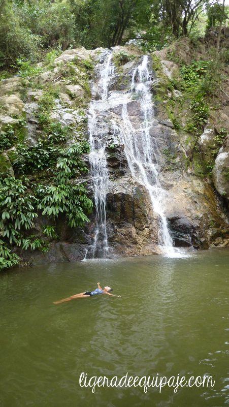 Pura vida, Cascadas de Marinca, Minca, Santa Marta