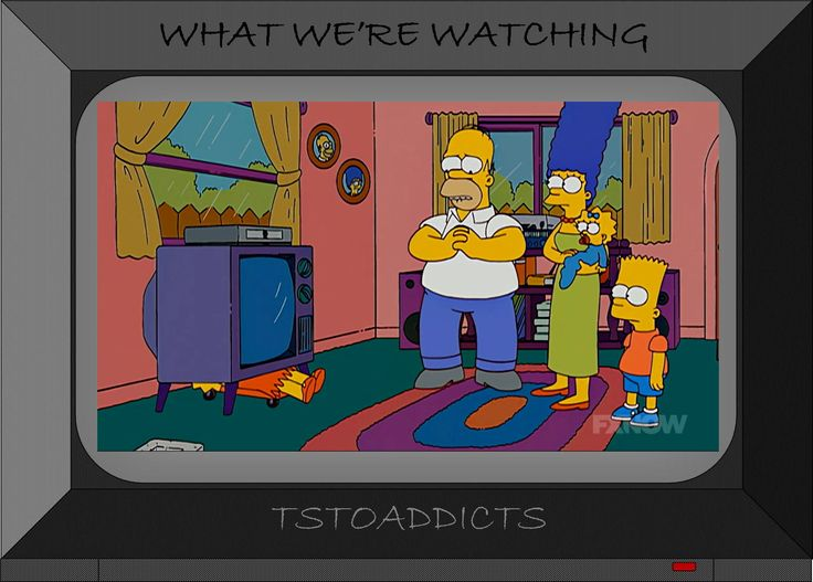 37 best simpsons living room images on pinterest the simpsons family rooms and guest rooms for Simpsons living room picture