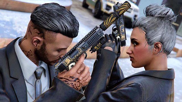 . ✖️ ________________________________________ Dressed to kill pt.2 ________________________________________ ✖️ #Grandtheftauto #GTAonline #Rockstargames #PS4 #PSN #PS4Share #GTAPhotographers #Snapmatic #rockstareditor #illEra #survivaloftheillest #Gamer #perfectbrows #Gamerguy #Gaming #GTASelfie #GTAV #cunningstunts #photography #onlinegamer #photographer #devouryourprey #GTAEdit #photography #gtavmedia #lovingthecrew @rockstargames