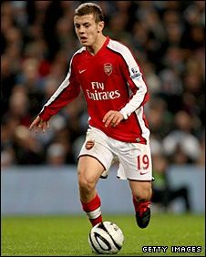 J - is for Jack Wilshire. The perfect No.10!!!