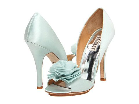 16c15307fda4 Badgley Mischka Randall Sky Blue - Zappos.com Free Shipping BOTH Ways