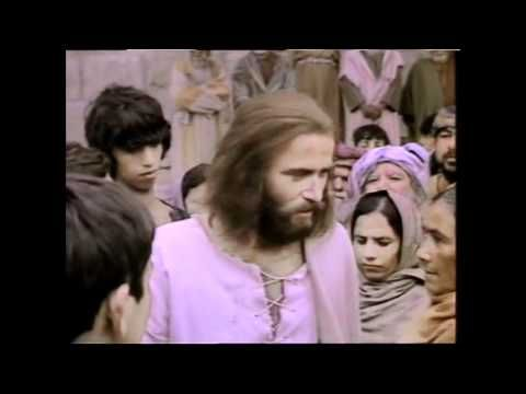 JESUS OF NAZARETH (1979) Jesus of Nazareth (Brian Deacon) is taken from the New Testament's Gospel of Luke and follows his life from birth to death. His parents, Mary (Rivka Neuman) and Joseph (Yossef Shiloah), are a strong presence in his early life. Later, as a young adult, Jesus begins to realize his destiny, and his apostles are gradually assembled. Eventually, Jesus must face his crucifixion, which leads to his resurrection