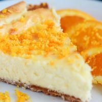 Copycat cheesecake factory orange cheesecake