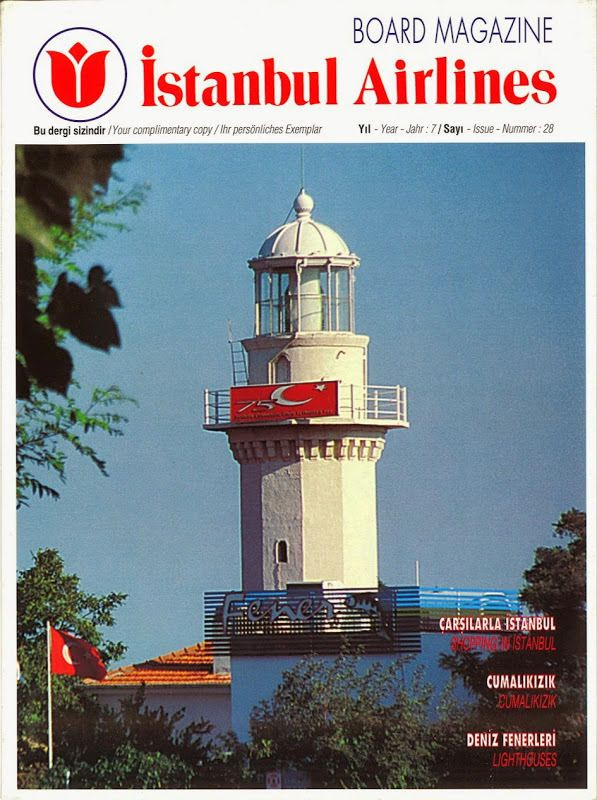 ISTANBUL AIRLINES - Inflight Magazine - Year 7 Issue 28 Defunct Airline Turkey /     Airline: Istanbul Airlines     Magazine Name: Istanbul Airlines     Date: Year 7, Issue 28     Magazine Comments:     Magazine Details: Includes route map and fleet overview     Comments: Defunct Turkish charter airline which ceased operations in 2000