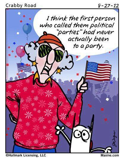 Funny Political Quote Clip Art