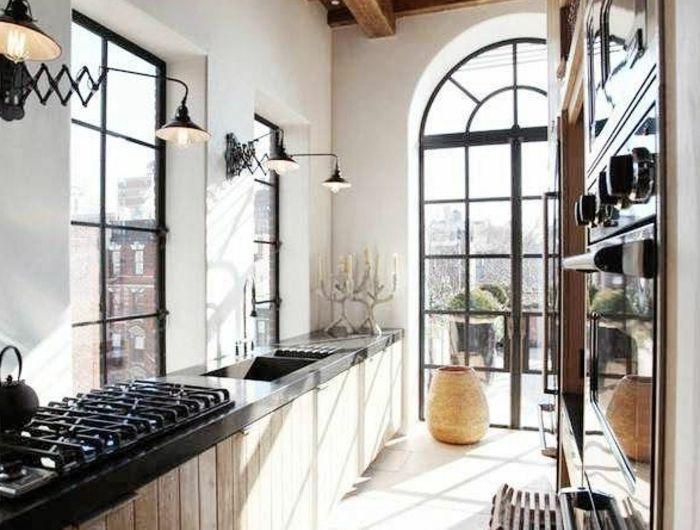 les 25 meilleures id es de la cat gorie poutre chene sur. Black Bedroom Furniture Sets. Home Design Ideas