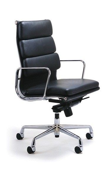 Soft Pad High Back Chair