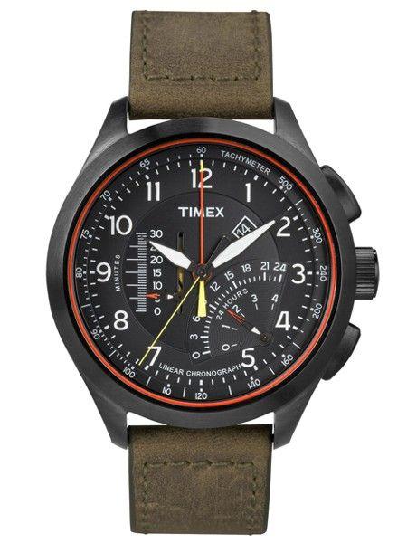 TIMEX LINEAR INDICATOR CHRONO | T2P276
