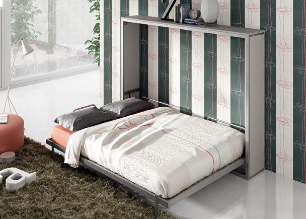 Cama abatible matrimonio habitaci n juvenil 604 052013 853 - Habitacion juvenil cama abatible ...