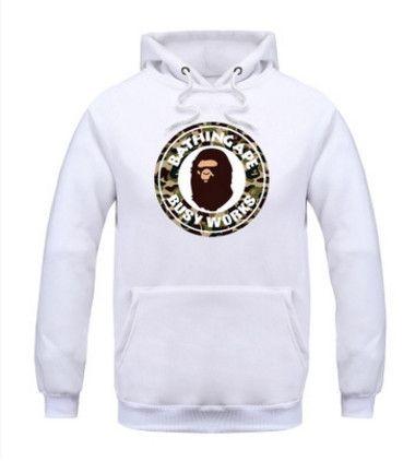 Men's Bape A Bathing Ape hoodie